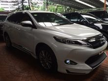 2015 TOYOTA HARRIER 2.0 PREMIUM ADVANCE * FULL SPECS * MODELISTA II * PANORAMIC ROOF * SURROUND VIEW CAMERA * DISTRONIC * JBL *