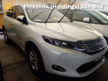 2015 Toyota Harrier 2.0 Elegance Electric Seat New Model UNREGISTERED