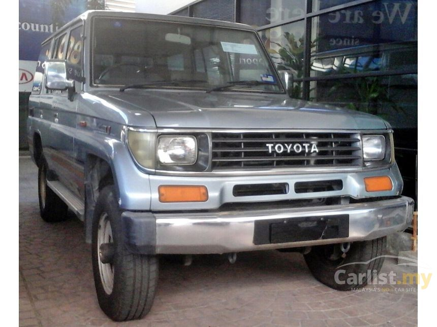Toyota Land Cruiser Ii In Penang Manual Suv Blue For Rm