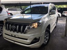 2015 Toyota Land Cruiser Prado 2.7 TX L SUV DIRECT FROM JAPAN MODELISTA SPORT