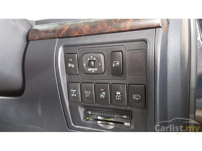 2013 Toyota Land Cruiser ZX SUV