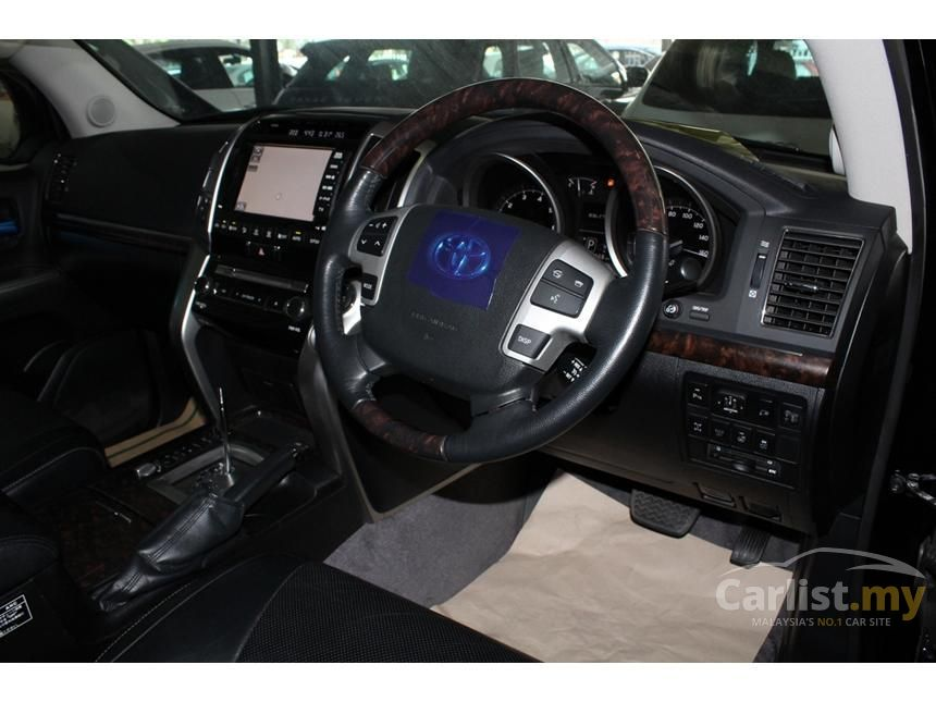 2012 Toyota Land Cruiser ZX SUV