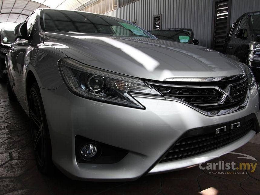 Toyota Mark X 2013 250g 2 5 In Selangor Automatic Sedan