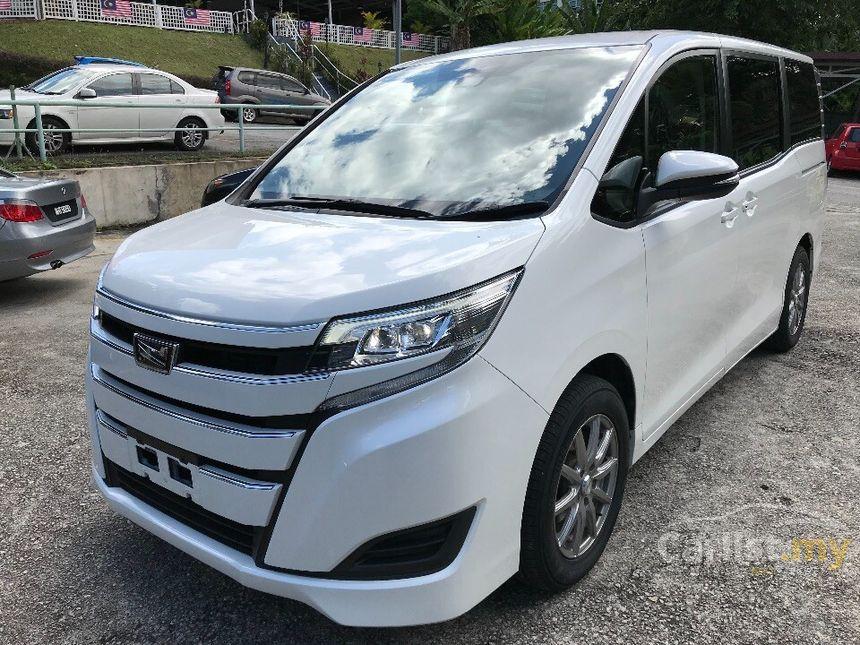 2017 Toyota Noah X MPV