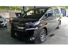 2015 Toyota Vellfire 3.5 Executive Lounge MPV