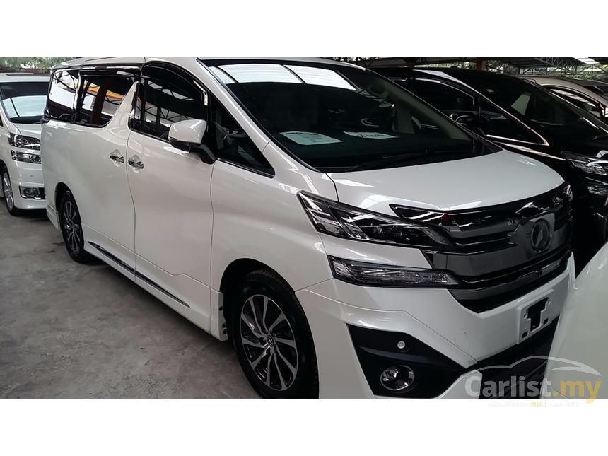 Toyota Vellfire 2015 Executive Lounge 3 5 In Kuala Lumpur Automatic Mpv White For Rm 479 500