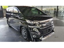 2016 Toyota Vellfire 3.5 Executive Lounge MPV FULL PAKAGE UNREG