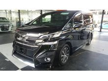2016 Toyota Vellfire 3.5 Executive Lounge Sunroof JBL Sound System