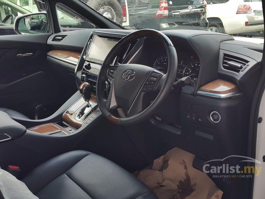 2015 Toyota Vellfire Executive Lounge MPV
