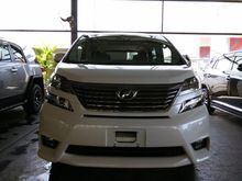 Toyota Vellfire Z Platinum 2.4 (A) UNREG -- LIKE NEW --  *Year End Clearance*