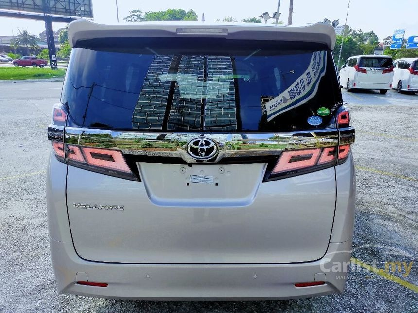 2018 Toyota Vellfire MPV