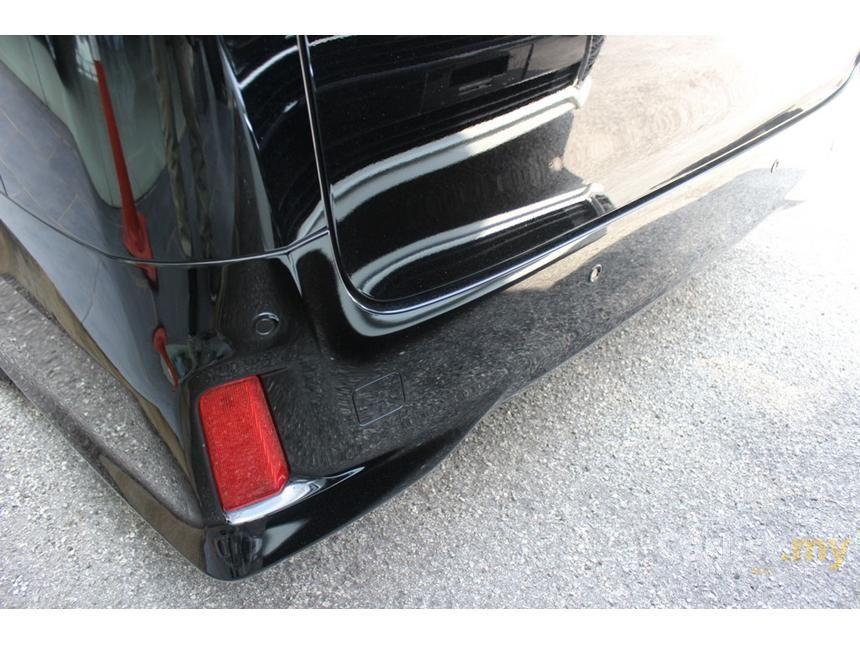 2015 Toyota Vellfire Wagon