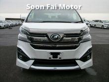 2015 Toyota Vellfire 3.5 VL Full Spec Like New Car Condition Unregistered