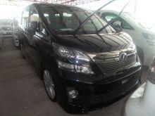 2013 Toyota Vellfire 2.4 Z SUNROOF (A) Recon
