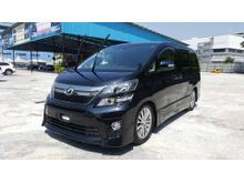 2013 Toyota Vellfire 2.4 GOLDEN EYES DEMO UNIT