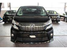 2012 Toyota Vellfire 2.4 (A) Recon