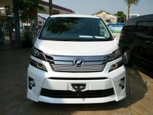 Toyota Vellfire Golden Eyes 2.4 (A) 2013 -- 1 Year Service and Warranty & Year End Clearance --