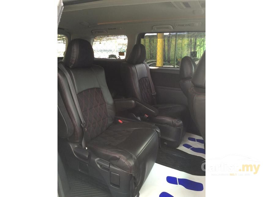 2012 Toyota Vellfire Z MPV
