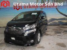 2013 Toyota Vellfire 2.4 X (POWER DOOR) RAYA PROMOTION