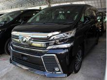 2015 Toyota Vellfire 2.5 (A) UNREG