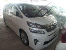 2012 Toyota Vellfire 2.4 Z (A) Recon