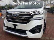 2015 Toyota Vellfire 3.5 ZA-G MPV Full Spec