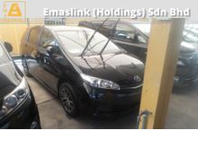 2014 Toyota Wish 1.8 VVTI KEYLEES GO PUSH START CAMERA 2014 UNREG