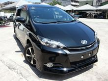 2013 Toyota Wish 1.8 S  -FULLSPEC-  O,T,R  UNREGISTERED