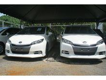 2013 Toyota Wish 1.8 S - Many Unit - Push start Button , Keyless Entry , 4 DiskBrake , Paddleshifter , Bodykit , SportRim , Dvd , R-camera