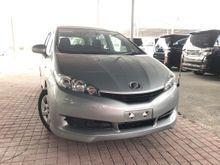 2011 Toyota Wish 1.8 X MPV