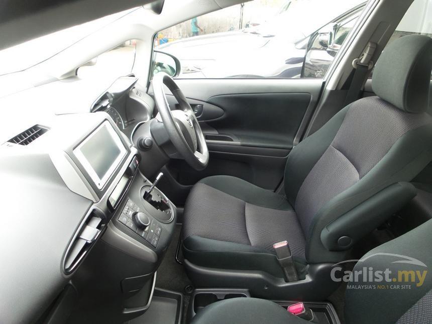 2012 Toyota Wish X MPV