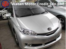 2013 Toyota Wish 1.8 X (A) Recon