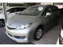 2012 Toyota Wish 1.8 X  (a) --RECOND