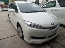 2013 Toyota Wish 1.8 -NEW FACELIFT-  UNREGISTERED