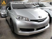 2013 Toyota Wish 1.8 VVTI X SPEC (A) CAMERA  MPV 2015 UNREG