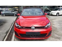 2014 Volkswagen Golf 2.0 GTi Hatchback MK7 PANORAMIC ROOF (A) OFFER