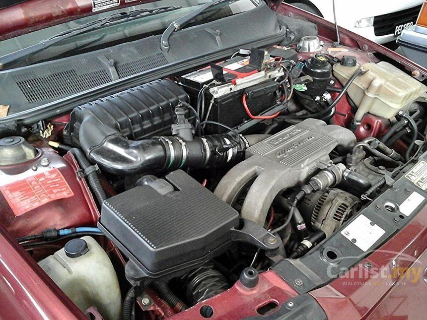 1997 Alfa Romeo 146 Hatchback