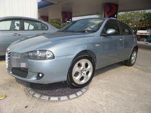 2005 - Alfa Romeo 147 (A) 2.0