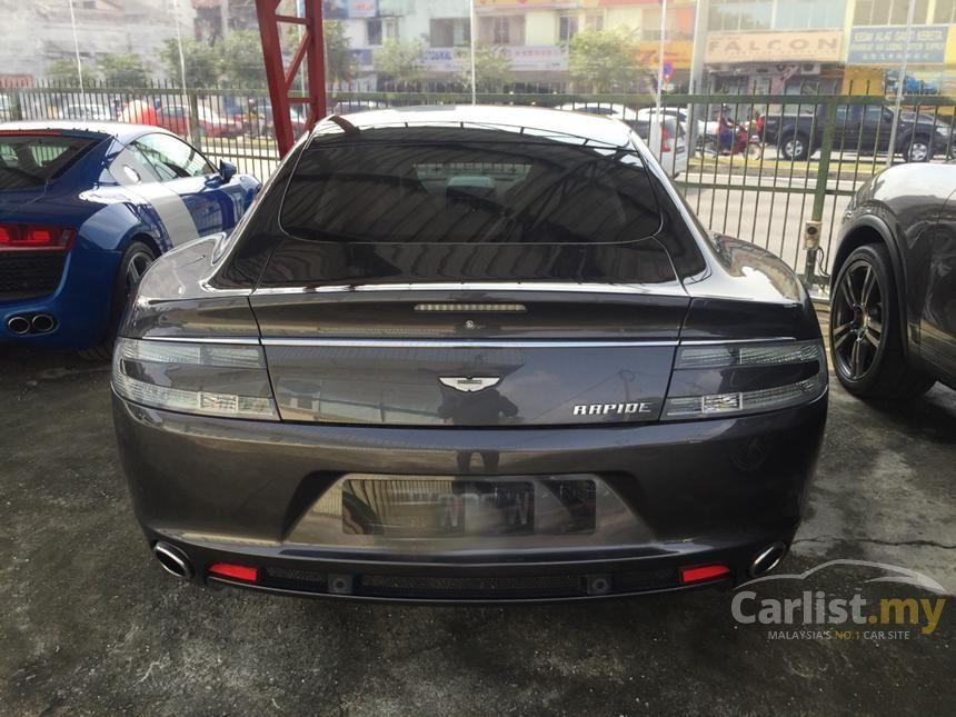Aston Martin Rapide In Kuala Lumpur Automatic Hatchback