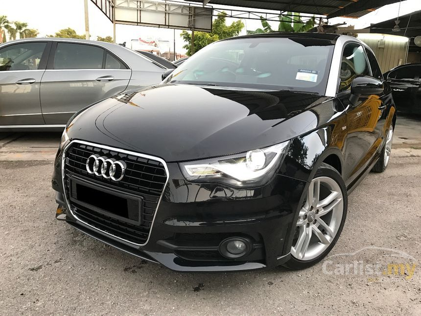 audi a1 2011 tfsi 1 4 in selangor automatic hatchback. Black Bedroom Furniture Sets. Home Design Ideas