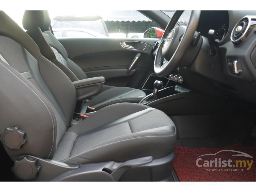 2012 Audi A1 TFSI Hatchback