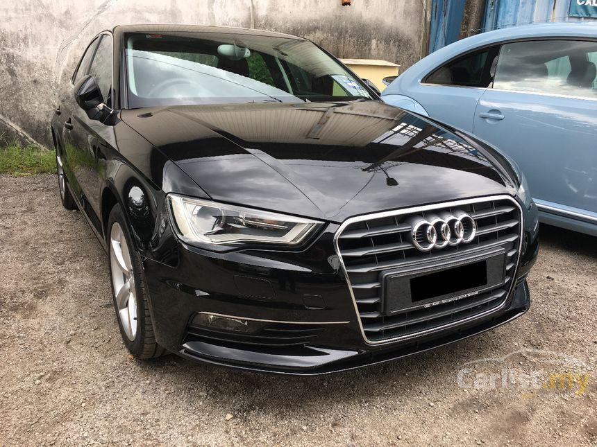 audi a3 2015 tfsi 1 4 in selangor automatic sedan black for rm 120 800 3356904. Black Bedroom Furniture Sets. Home Design Ideas
