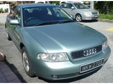 2003 Audi A4 1.8 (A) Turbo Shifttronic 5 Speed
