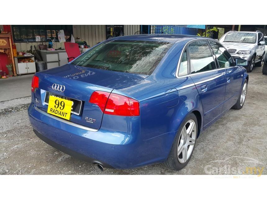 2006 Audi A4 TFSI Sedan