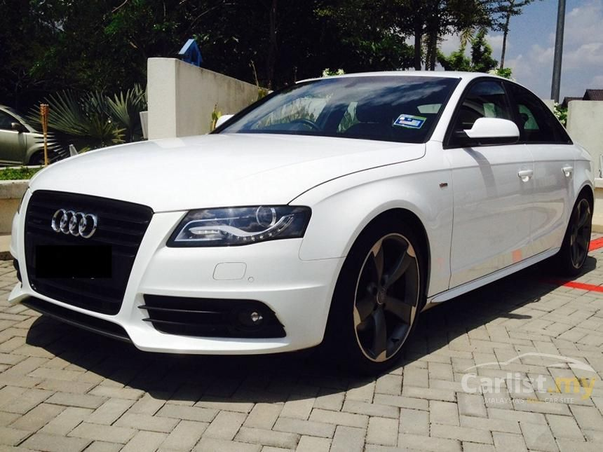 audi a4 2010 tfsi quattro s line 2 0 in kuala lumpur automatic sedan white for rm 138 000. Black Bedroom Furniture Sets. Home Design Ideas