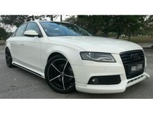 2010 Audi A4 1.8 TFSI EUROMOBILE GUARANTEED TIP TOP LUXURY CONDITION