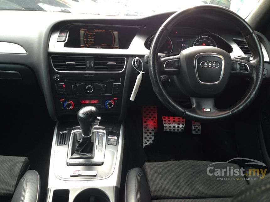 2012 Audi A4 TFSI Sedan