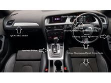 Audi A4 2.0 Quattro S-Line Done 49k km with Euromobil Service Invoice
