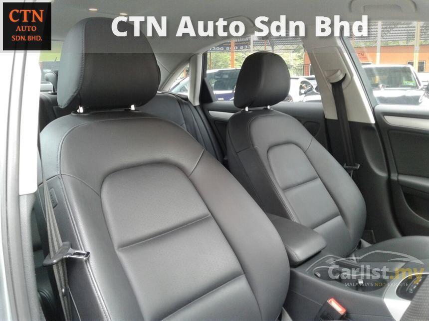 2011 Audi A4 TFSI Sedan