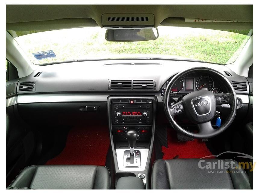 2005 Audi A4 TFSI Sedan